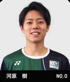 ITSUKI KAWAHARA NO.0